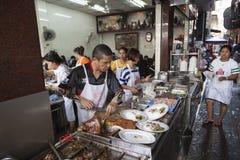 kinesisk restaurang Fotografering för Bildbyråer