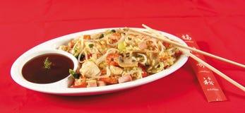 kinesisk rice Arkivfoto