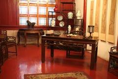 kinesisk sanctum Arkivfoton