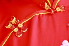 kinesisk silk royaltyfri bild