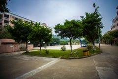 Kinesisk skola Royaltyfria Bilder