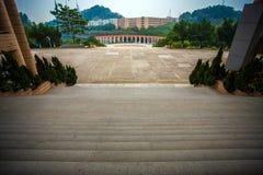 Kinesisk skola Arkivbilder