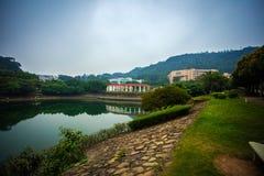 Kinesisk skola Fotografering för Bildbyråer