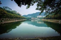 Kinesisk skola Royaltyfri Bild