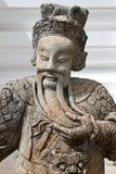 kinesisk skulptursten Royaltyfri Fotografi
