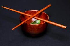kinesisk soup Arkivbild