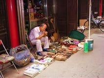 Kinesisk ställning arkivbilder