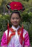 Kinesisk status Arkivfoton