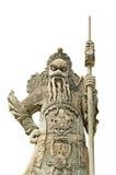 Kinesisk staty Arkivfoto
