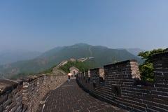 kinesisk stor vägg Royaltyfri Fotografi