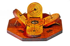 Kinesisk sundial Royaltyfri Foto