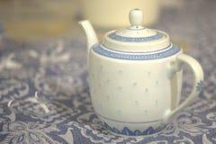kinesisk tea Royaltyfri Fotografi