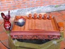 kinesisk tea Arkivbilder