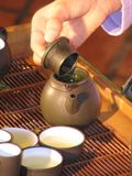 kinesisk tea Royaltyfri Bild