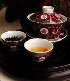 kinesisk tea royaltyfria foton
