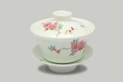 Kinesisk tea kuper Royaltyfri Bild