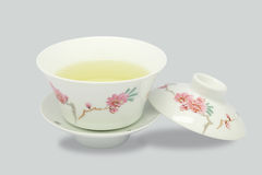 Kinesisk tea kuper Royaltyfria Foton