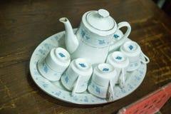 kinesisk teapot Royaltyfri Foto