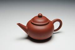 kinesisk teapot Arkivfoton