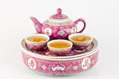 kinesisk teapot Royaltyfria Foton