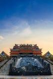 Kinesisk tempel Royaltyfri Foto