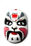 kinesisk traditionell maskeringsopera Arkivfoton