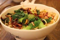 Kinesisk traditionell mat för kinesisk mat för mat läcker Fotografering för Bildbyråer