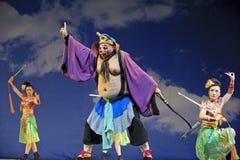 Kinesisk traditionell opera Royaltyfri Foto