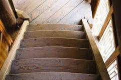 kinesisk trappuppgång Royaltyfri Fotografi