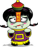 Kinesisk vampyrmamma Royaltyfri Fotografi