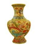 Kinesisk vase Fotografering för Bildbyråer