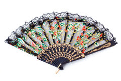 kinesisk ventilator Arkivfoto