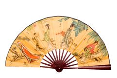 kinesisk ventilator Arkivfoton