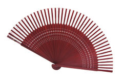 kinesisk ventilatorfolding Royaltyfria Foton