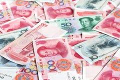 Kinesisk yuan Royaltyfri Foto