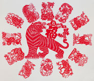 kinesisk zodiac Royaltyfria Foton