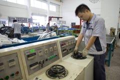 Kinesiska arbetare Royaltyfri Fotografi