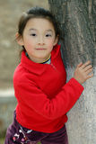 kinesiska barn royaltyfri foto