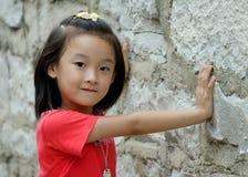 kinesiska barn royaltyfri fotografi