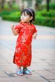 kinesiska barn Arkivbild