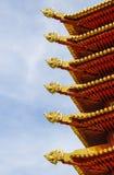 Kinesiska berömmar för nytt år 2013 i Dublin Arkivfoto