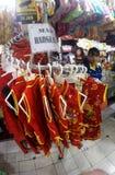 Kinesiska billiga prydnadssaker Arkivfoton