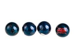 kinesiska bollar arkivfoton