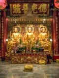 Kinesiska Buddha Royaltyfri Bild