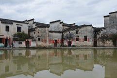 Kinesiska byplatser Royaltyfri Bild