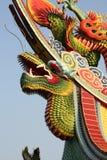 kinesiska drakar Royaltyfria Bilder