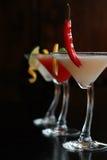 Kinesiska eller orientaliska drinkar Royaltyfri Fotografi