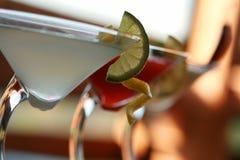Kinesiska eller orientaliska drinkar Royaltyfri Bild