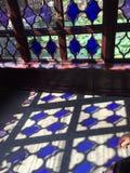 kinesiska fönster Arkivbild