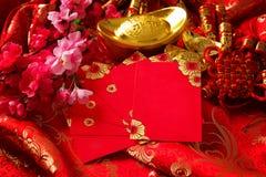 Kinesiska garneringar för nytt år Royaltyfri Bild